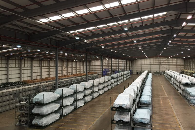 P150 Storage Warehouse