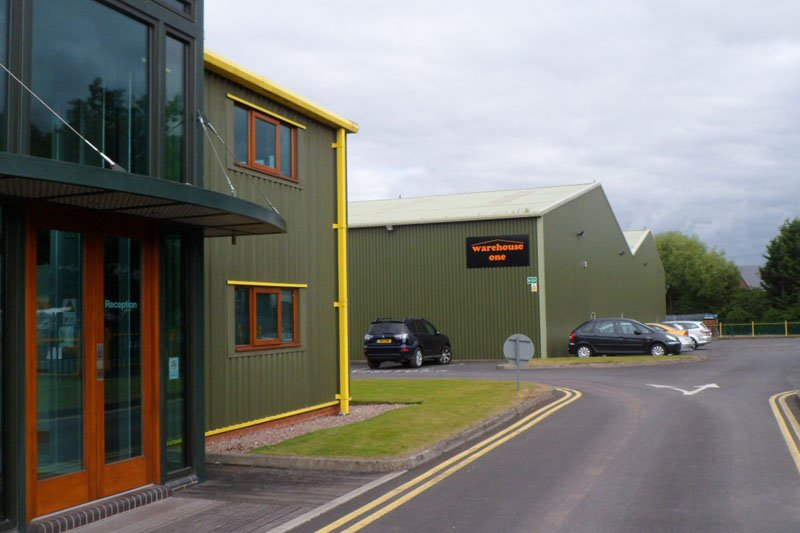 Winsford Warehouse Storage